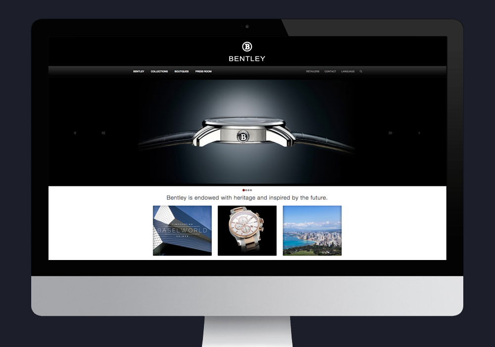 website design for jewelry vendors and diamond suppliers