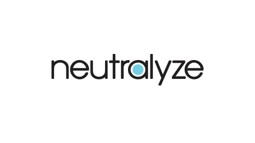Neutralyze brand identity development example