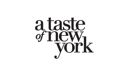 A Taste of New York brand development example