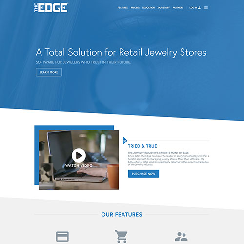 The Edge for Jewelers premium example