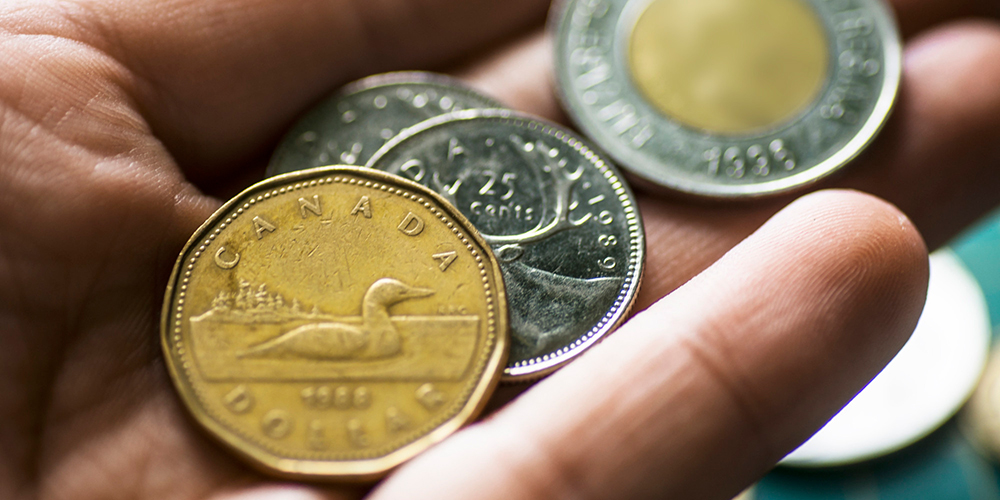 Canadian jewellers using Canadian currency